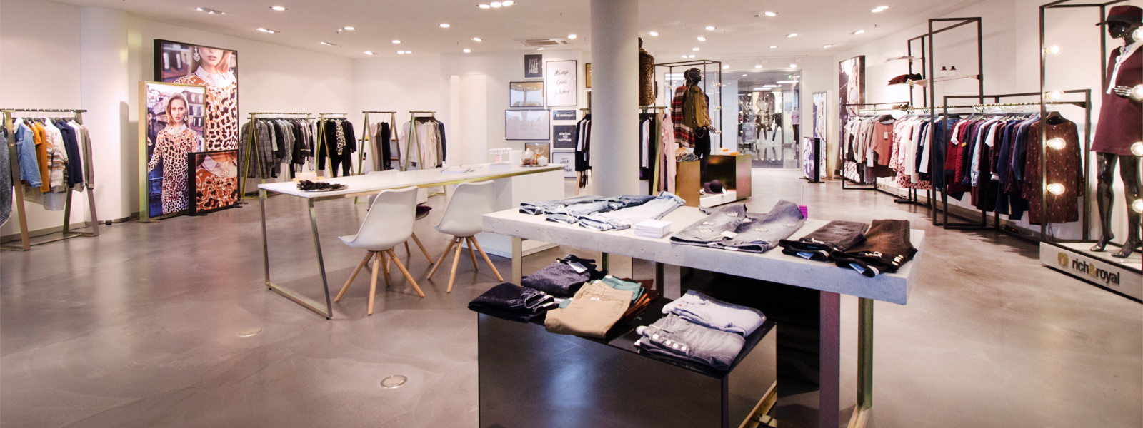 Großhandel Italienische Mode Frankfurt